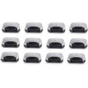 Usha 3772 750 -Watt pack of 12 750 W Pop Up Toaster(Black)
