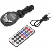 ER 4 En1 Coche MP3 Player Wireless Transmisor FM Modulador CD USB Remoto MMC