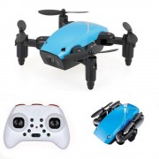 ImporTudo Mini Dron De Bolsillo Plegable ImporTudo Pocket Drone Broadream