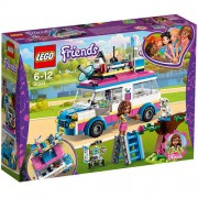 Set de constructie LEGO Friends Vehiculul de Misiune al Oliviei