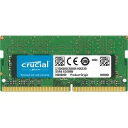 Memorija za prijenosno računalo Crucial 4 GB SO-DIMM DDR4 2400 MT/s (PC4-19200) CL17 SR x8 Unbuffered 260pin, CT4G4SFS824A