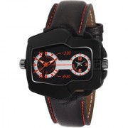 Grandson Square Dual Time Watch For Boy's And Men