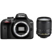 Фотоапарат Nikon D3400 + 18-105MM VR KIT