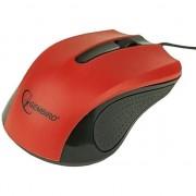 Mouse optic Gembird MUS-101-R, Rosu