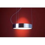 Absolut Lighting Aluring Pendelleuchte chrom glänzend 1-flammig mit Einzelbefestigung für dezentralen Lichtauslass