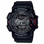 reloj de pulsera para adultos casio g-shock GA-400-1B-negro