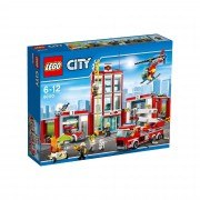 Lego City Fire Station 60110