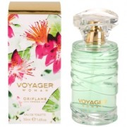 Oriflame Voyager Woman eau de toilette para mujer 50 ml