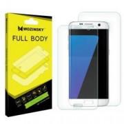 Folie protectie Wozinsky Full Body Self-Repair pentru Samsung Galaxy S7 Edge set TPU fata+spate transparent