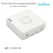 Broadlink Smart wifi alarm Hlavná Riadiaca jednotka