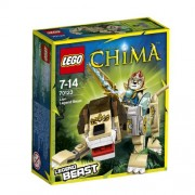 Lego Chima Lion Legend Beast, Multi Color