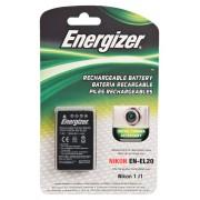 Energizer - Rechargeable Li-Ion Replacement Battery for Nikon EN-EL20