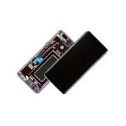 Display cu touchscreen si rama Samsung SM-G960F Galaxy S9 violet original