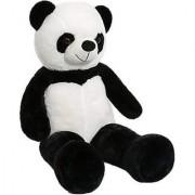 Priya Toys Wht/Blk 5 Feet Imported Panda Teddy High Quality Huggable Birthday Gifts/Special Big very soft and sweet Gift hug able teddy bear