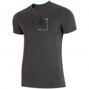 Мъжка Тениска 4F TSM003 Dark Grey