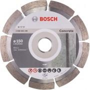 Bosch dijamantska rezna ploča Standard for Concrete 150 x 22,23 x 2 x 10 mm pakovanje od 1 komada - 2608602198