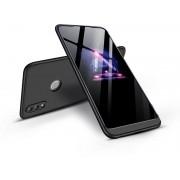 Huawei/Honor 8X hátlap - GKK 360 Full Protection 3in1 - fekete