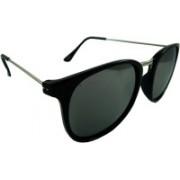 Els Rectangular Sunglasses(Silver)