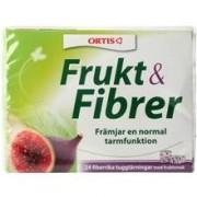 Bringwell Frukt & Fibrer 24 st/paket