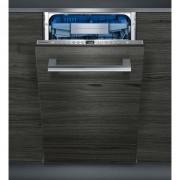 Masina de spalat vase incorporabila Siemens SR656X01TE, 10 seturi, 6 programe, A+++, panou argintiu