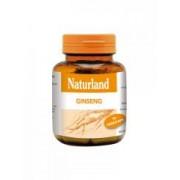 Naturland Ginseng 75 Végécaps - Boîte plastique 75 végécaps