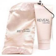 Дамски лосион за тяло Calvin Klein Ck Reveal Sensual, 100 мл. Сатенена опаковка