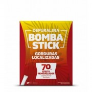 Depuralina Bomba Stick 30 Sticks Bebíveis