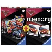 Puzzle Cars Si Memory Ravensburger