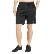 Reebok Workout Ready Commercial Knit Shorts Black