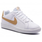 Pantofi NIKE - Court Royale 749747 106 White/Club Gold