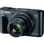 Canon Sx730 Hs Fotocamera Digitale Compatta 20.3 Mpx Sensore Cmos Zoom Ottico/digitale 40x/4x Lunghezza Focale 4.3-172 Mm F 3.3-6.9 Video Full Hd Bluetooth Wifi Nfc Pictbridge Colore Nero - Sx730 Hs Powershot