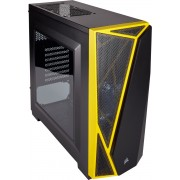 CORSAIR Carbide SPEC-04 Mid-Tower Gaming Case Black & Yellow