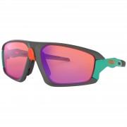 Oakley Field Jacket Sunglasses - Matte Dark Grey/Prizm Trail