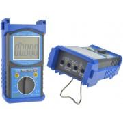 HOLDPEAK 6688H Preciziós multiméter VAC VDC AAC ADC ellenállás kapacitás hőmérséklet frekvencia szakadás.