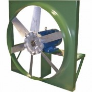 Canarm Direct Drive Wall Exhaust Fan - 30 Inch, 13,300 CFM, Model ADD30T30300BM