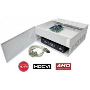Mini Rack Iron House Onix 16 Videos CFTV AHD HD-CVI HD-TVI