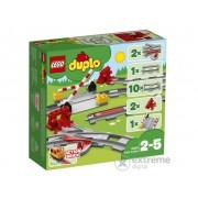 LEGO® DUPLO® Željezničke tračnice 10882