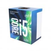 Procesor Intel Core i5-7400 3.0GHz Quad-Core, BX80677I57400, LGA1151, 64-bit, 4 nuclee, 3.0GHz/3.5GHz, 4*256KB, 1*6MB, Intel HD Graphics 630, 65W,