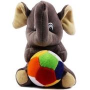 Soft Toy kids Animal Teddy Bear birthday Gift Stuffed Soft Plush Toy Love 19 cm (Elephant)