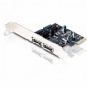 TARJETA PCI EXPRESS CON 2 PUERTOS SATA 6GBPS CONCEPTRONIC