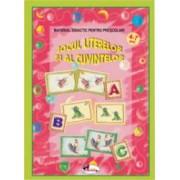 Jocul literelor si al cuvintelor 4-7 ani - planse