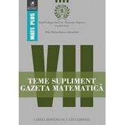 Teme supliment Gazeta Matematica. Clasa a VII-a/Petru Marian Braica, Adrian Bud, Ion Cicu, Radu Gologan, Alexandru Negrescu