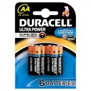 STILO AA ULTRA POWER - BLISTER 6 BATTERIE LR6/MX1500-MELDU0060B6