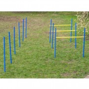 PROCYON Dog Agility Trainings-Set 2 für Einsteiger