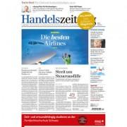 Ringier Axel Springer Schweiz AG Handelszeitung - Halbjahresabo