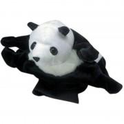 Papusa de mana Panda Beleduc, 220 mm, 3 ani+