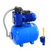 Hidrofor cu pompa din fonta si ejector Wasserkonig HW40/50H, 1500 W, 4020 l/h, Hmax 50 m, 50 l