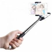 Mpow Mini - Selfie stick, Negru