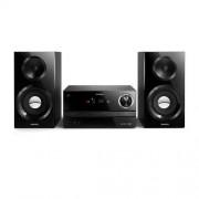 Music System, Philips, Микро музикална система, 130W, CD, MP3-CD, USB, FM (MCM3350)