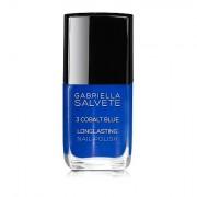 Gabriella Salvete Longlasting Enamel smalto per le unghie 11 ml tonalità 03 Cobalt Blue donna
